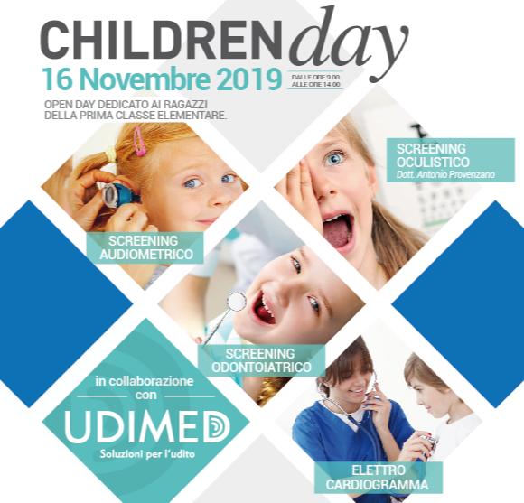Children Day: Udimed a Melendugno sostiene la prevenzione per i più piccoli!